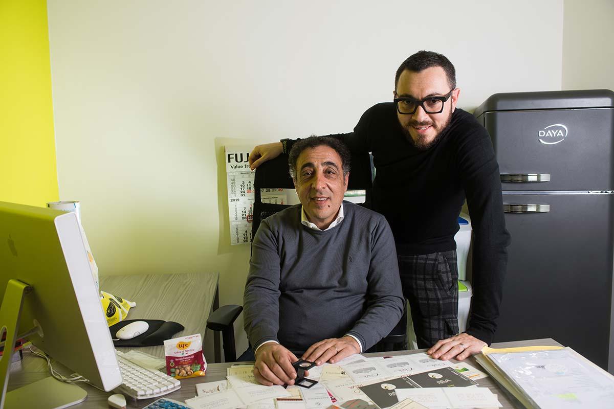 Salvatore Di Benedetto e Stefano Di Benedetto